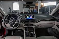 2019 nissan altima interior how the 2019 nissan altima measures up to camry accord