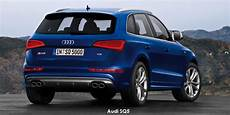Audi Sq5 Sq5 Tdi Quattro Specs In South Africa Cars Co Za