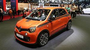Renault Twingo GT In Paris Proves Good Things Come