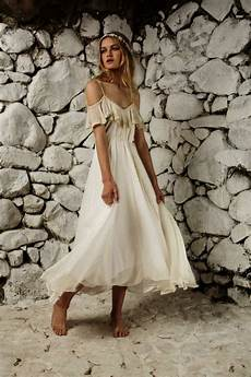 Robe De Mariée Hippie Chic 1001 Id 233 Es Pour Une Robe Hippie Chic En Dentelle Robe
