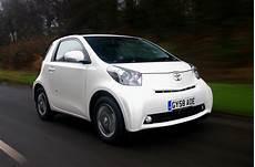 Small Toyota toyota iq 2009 2014 review autocar