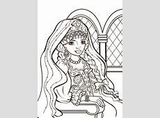 Top 25 leukste prinsessen kleurplaten voor kinderen!
