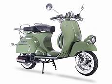The Scooters With Retro Mod Style Bikesure