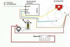como conectar el regulador de voltaje del alternador manualubhel