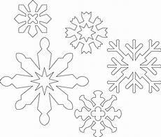 Schneeflocken Malvorlagen Schneestern Schneeflocke Malvorlage Einfach
