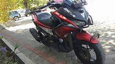 Aerox 155 Modif Touring by Aerox 155 Vva Modif Touring
