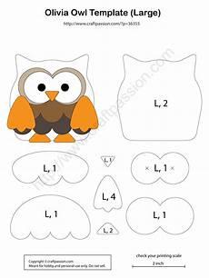 eule basteln vorlage owl pattern free pattern tutorial patterns