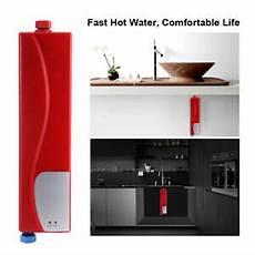 220v elektro tankless instant wasser heizung