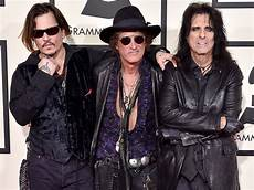 Johnny Depp And His Vires Band Visit Dracula