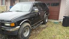 1992 isuzu rodeo overview cargurus