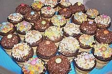 Kleine Kuchen Im Waffelbecher Erfahrungen Kochen