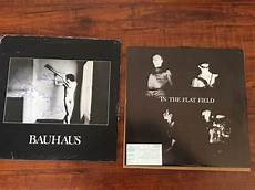 popsike com bauhaus fully signed lp in the flat field