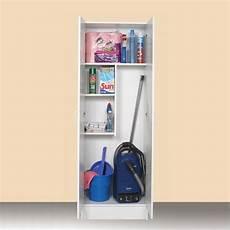 meuble range balai et aspirateur pour acheter votre meuble de rangement aspirateur blanc