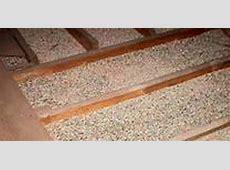 Dangers of Asbestos Contaminated Vermiculite Insulation in