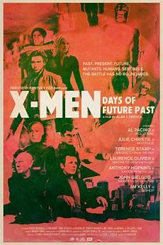 Posters Drop Classic Actors Into Modern
