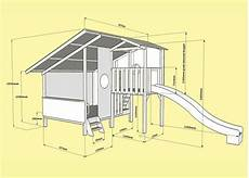 elevated cubby house plans mega triplex cubby houses kids cubby houses cubby