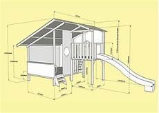 elevated cubby house plans mega triplex cubby houses kids cubby houses cubby