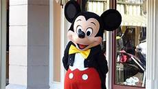 nehty s mickey mousem character mickey mouse at disneyland california 2014