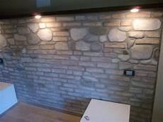 mattoncini da rivestimento interno mobili lavelli parete mattoni finti