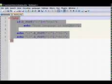 05 html form handling check box use with php part 1 youtube
