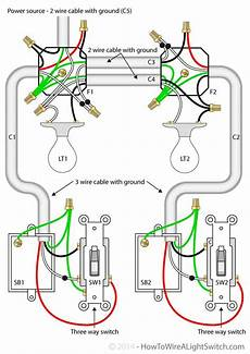 12 2wire diagram sb2 3 way switch 2 lights wiring diagram with cable with ground nelson wiring ideas home