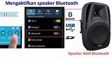 speaker aktif bluetooth terbaik