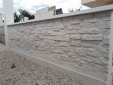 Mur En L Pr 233 Fabriqu 233 Pour Cl 244 Ture Finition S 232 Che