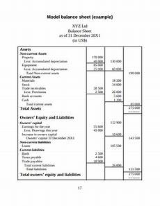 sle balance sheet for small business 9 small business balance sheet templates in docs