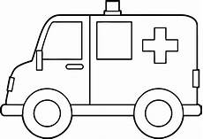 ambulance coloring pages 1915114