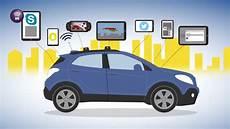 Onstar Opel Bewirbt Connected Car L 246 Sung Mit Animationsfilmen