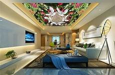 flower wallpaper ceiling ᗑ customized 3d wallpaper 3d ceiling wallpaper