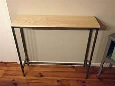 fabriquer une console en bois construire une console en bois