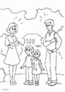 kleurplaat 4 nieuwe familie bij moeder afb 25992