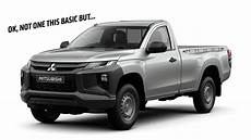 2020 Mitsubishi Triton by The 2020 Mitsubishi Triton Would Be Great As Ram S Ranger