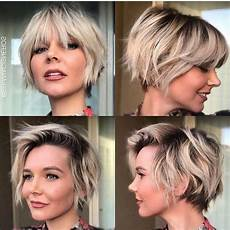 2019 popular short hairstyles for growing out a pixie cut