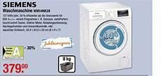 kaufland waschmaschine siemens waschmaschine wm14nk20 angebot bei v markt