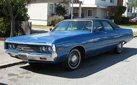 1970 Chrysler Newport Photos Informations Articles