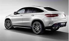 mb gle coupe package released for the mercedes gle coupe