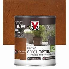 Ef Met Finit Deco V33 0 25l Metal Rouill Leroy Merlin