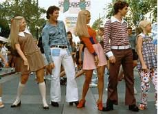 Mode Der 70er Bilder - fotostrecke die wilden siebziger mode ohne regeln