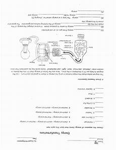 physical science energy transformation worksheet 13198 50 energy transformation worksheet answer key in 2020 energy transformations physical science