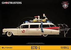 ghostbusters ecto 1 ghostbusters ecto 1 vehicle 1 6 replica by blitzway ca