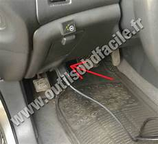 on board diagnostic system 2003 lexus ls seat position control obd2 connector location in lexus rx 300 1998 2003 outils obd facile