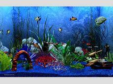 Animated Aquarium Wallpaper For Windows 7 Free