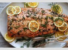 simple salmon recipes in oven