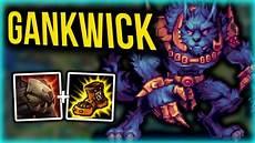 Warwick Jungle Gank Build Warwick Jungle