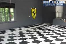 garagenboden pvc fliesen als alternative zur