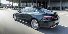 the 2018 mercedes e400 coupe is a modern take on an