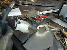 welding sheet metal with a mig welder youtube