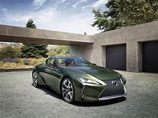 lexus lc 2020 the 2020 lexus lc 500 inspiration series goes green and